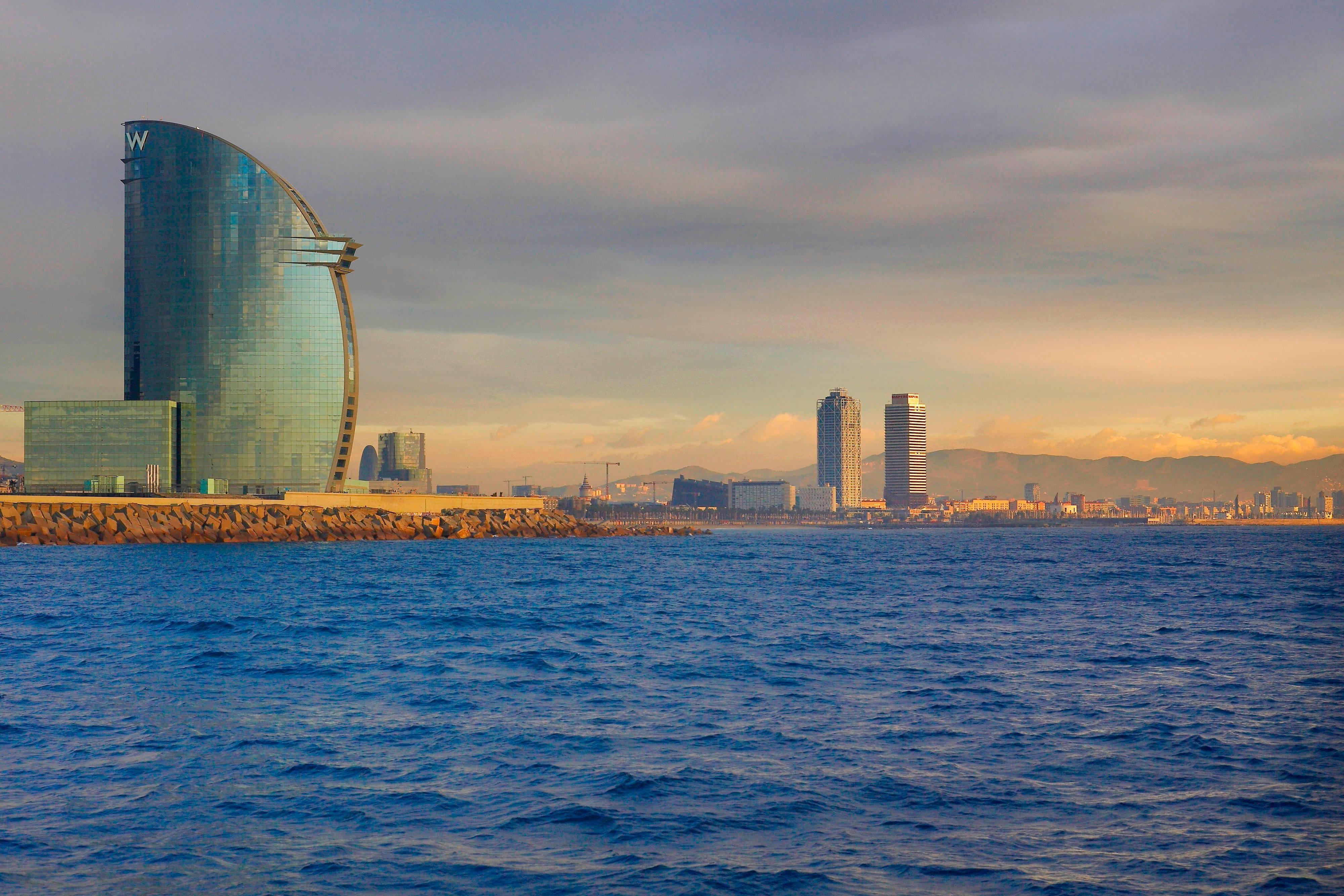 Mer Méditerranée: extérieur