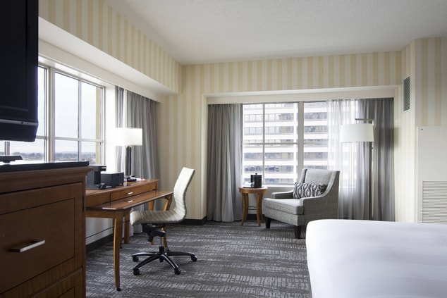 corner guest rooms with a view