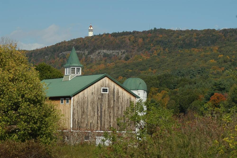 Blue Fox Run Barn