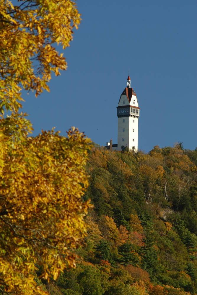 Heublein Tower