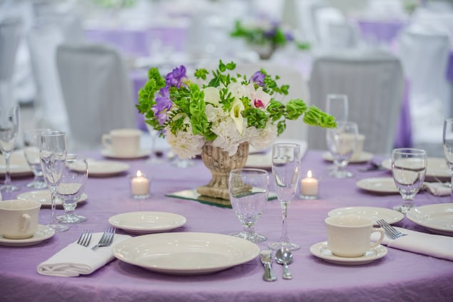 Events and Weddings at the Courtyard Cromwell