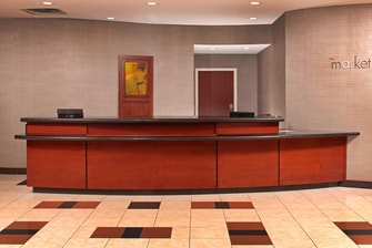 Farmington Hotel Front Desk