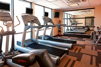 Farmington Hotel Gym