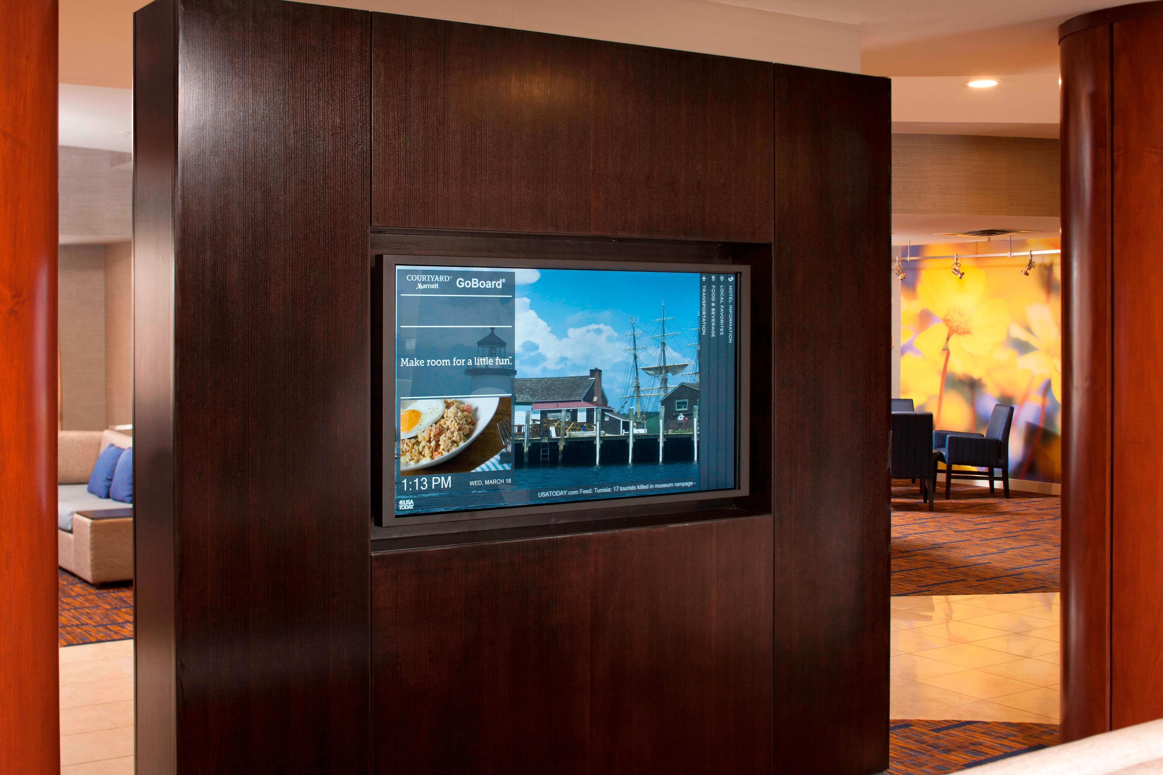 Farmington Hotel GoBoard