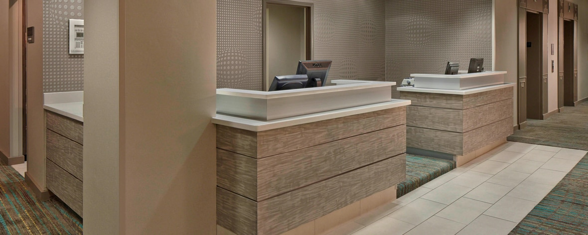 Residence Inn Hartford Front Desk
