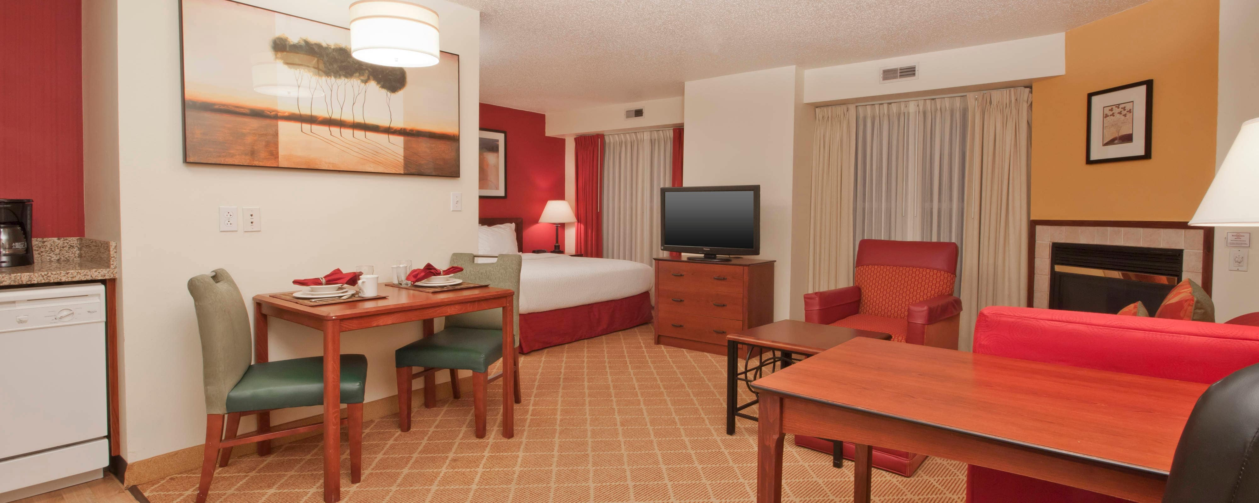 West Springfield Hotel Studio Suite