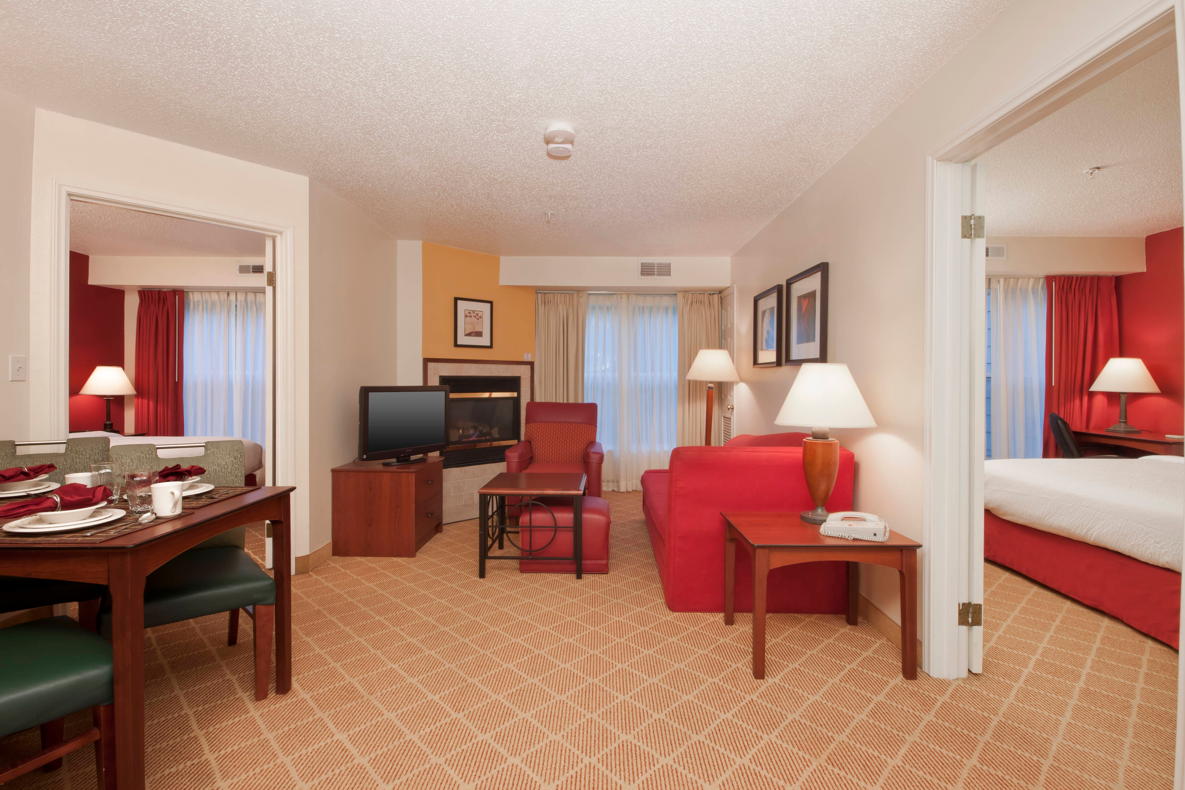 West Springfield Hotel Two Bedroom