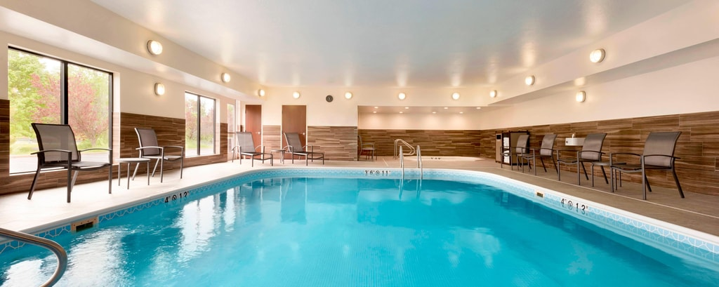 Hotels With Indoor Pools In Ct Fairfield Inn Suites Hartford Manchester