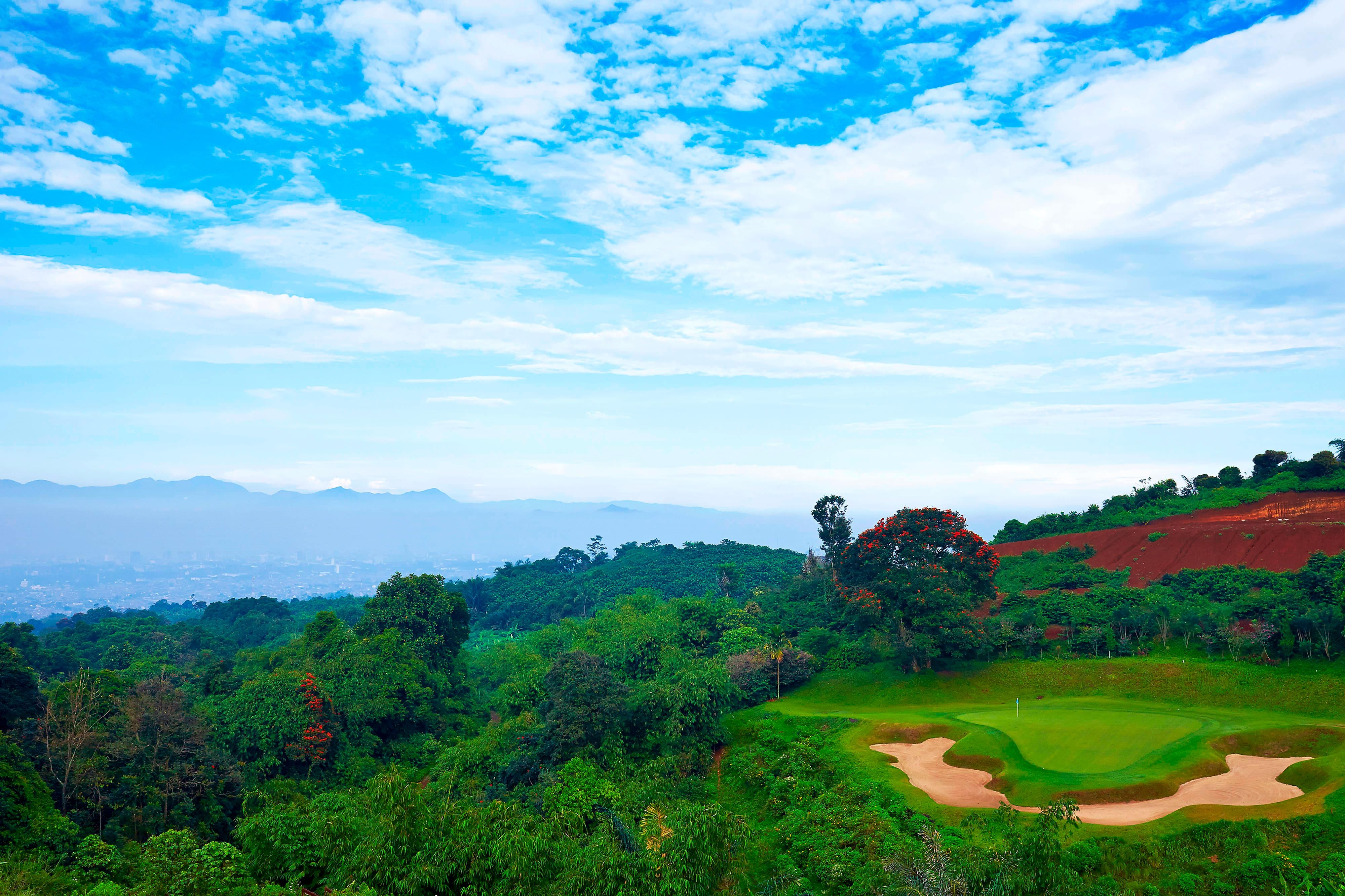 Mountain View Golf Course Dago