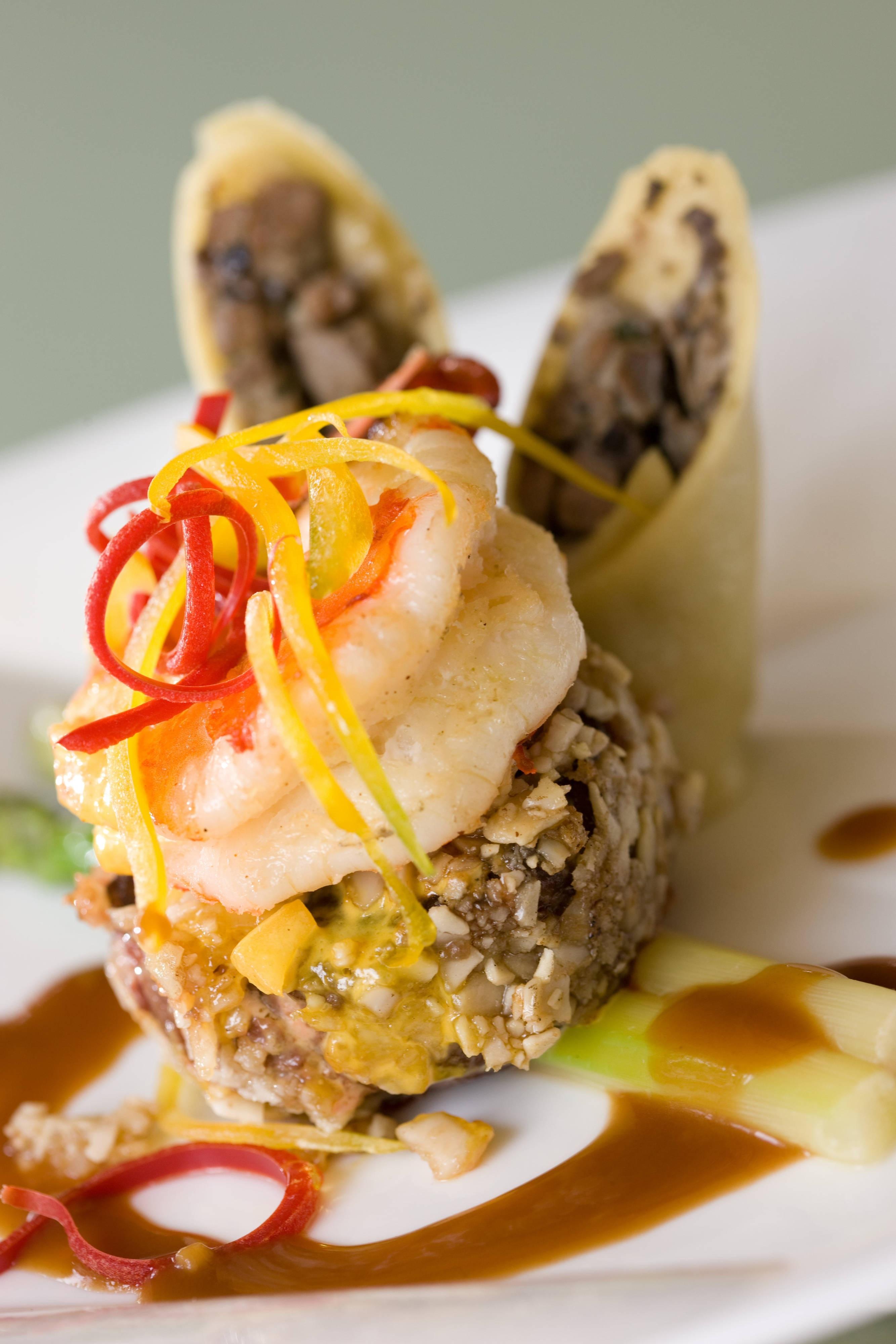 Feast Restaurant - Cuisine