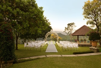 Towers Garden - Wedding Decoration