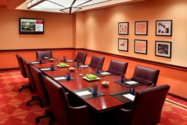 Trumbull Marriott Meeting Space
