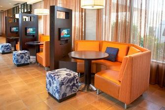 Shelton CT Hotel Lobby