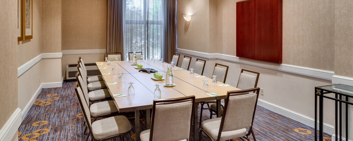 Shelton Hotel Meeting Space