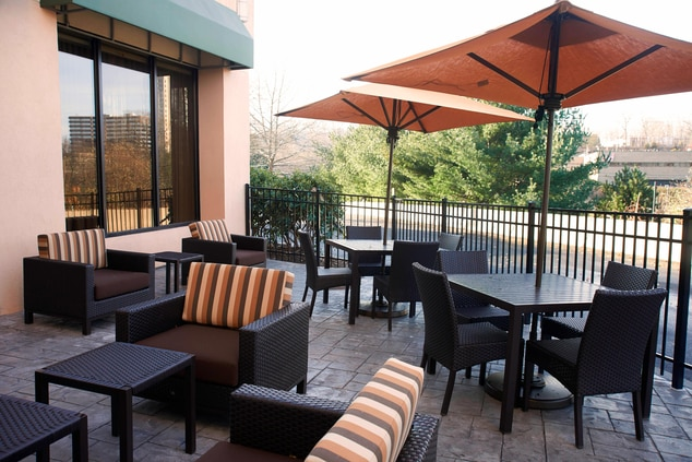 Shelton Hotel with Outdoor Patio