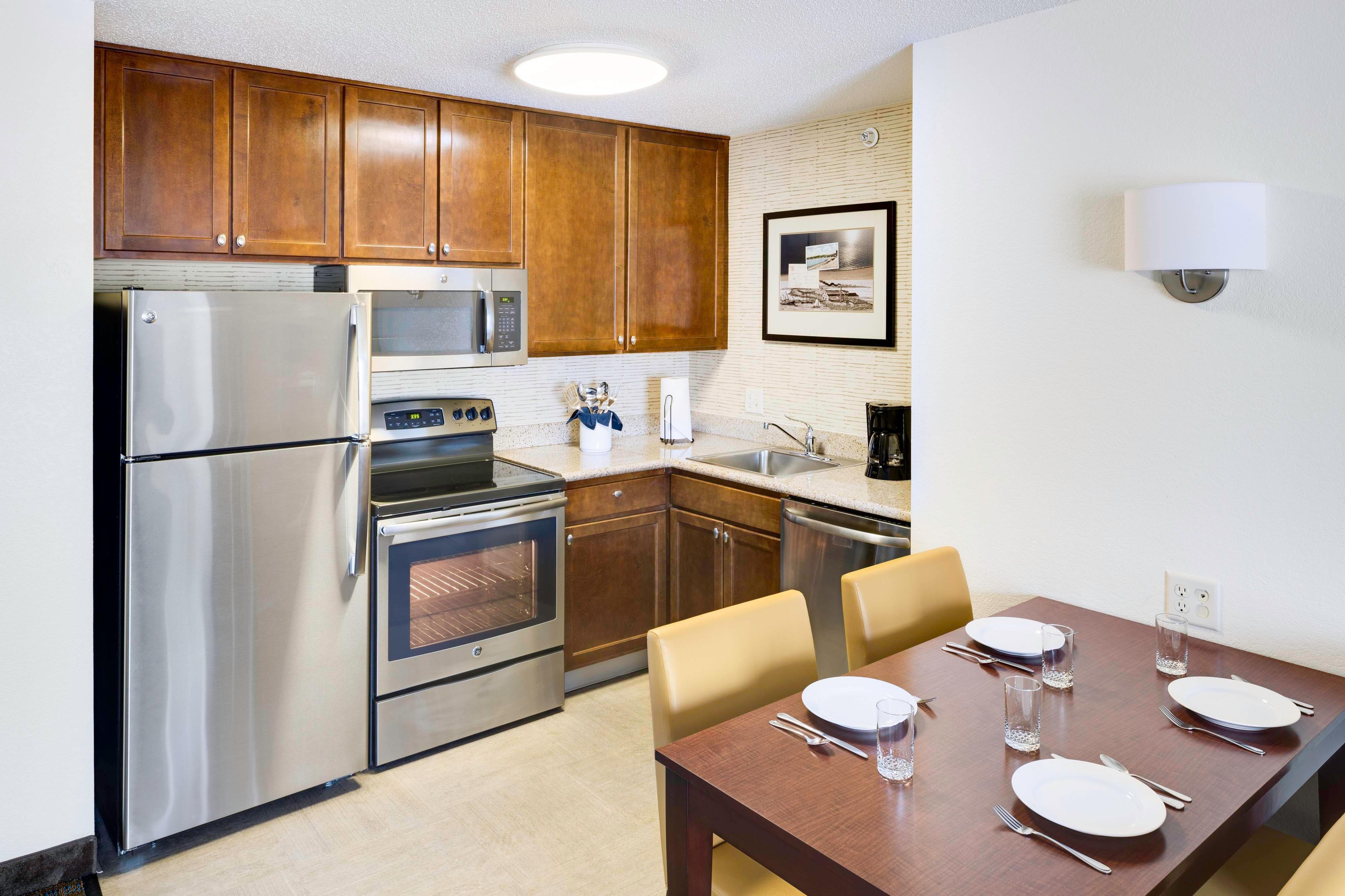 Suite mit einem Schlafzimmer – Küche