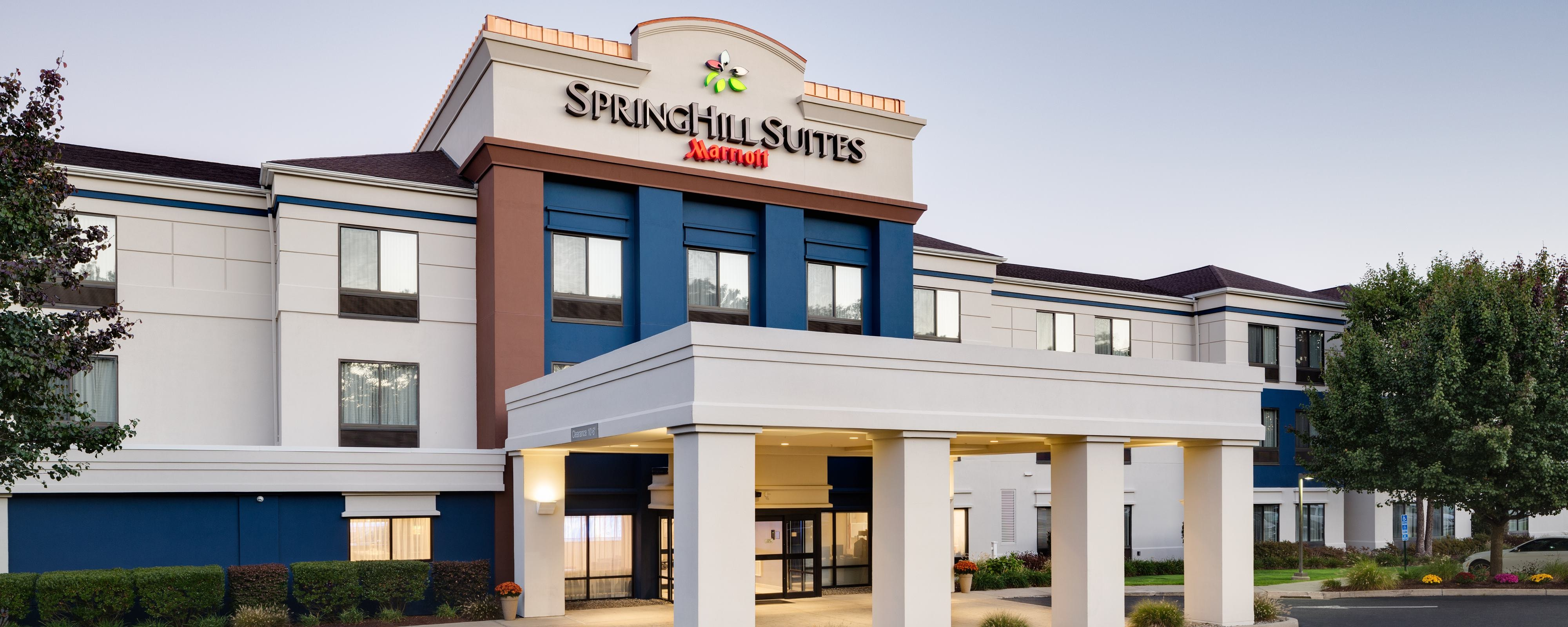 SpringHill Suites Milford, CT, Newly renovated all suite hotel, New Haven  County