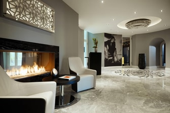 Boutique-Hotel – Lobby