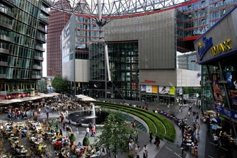 Sony Center am Potsdamer Platz