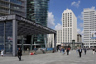 Potsdamer Platz City Center