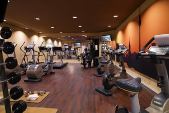 Berlin Hotel Fitness Center