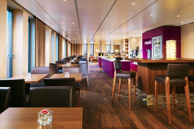 Berlin Hotel Executive Lounge