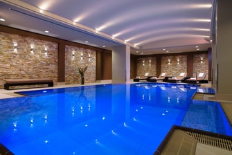 Berlin Hotel Indoor Pool