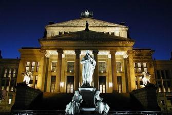 Konzerthaus Berlin im Stadtzentrum