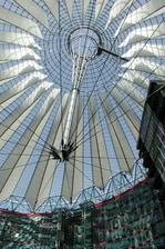 Sony Center at Potsdamer Platz