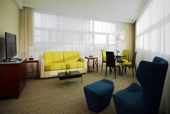 Suites in Berlin