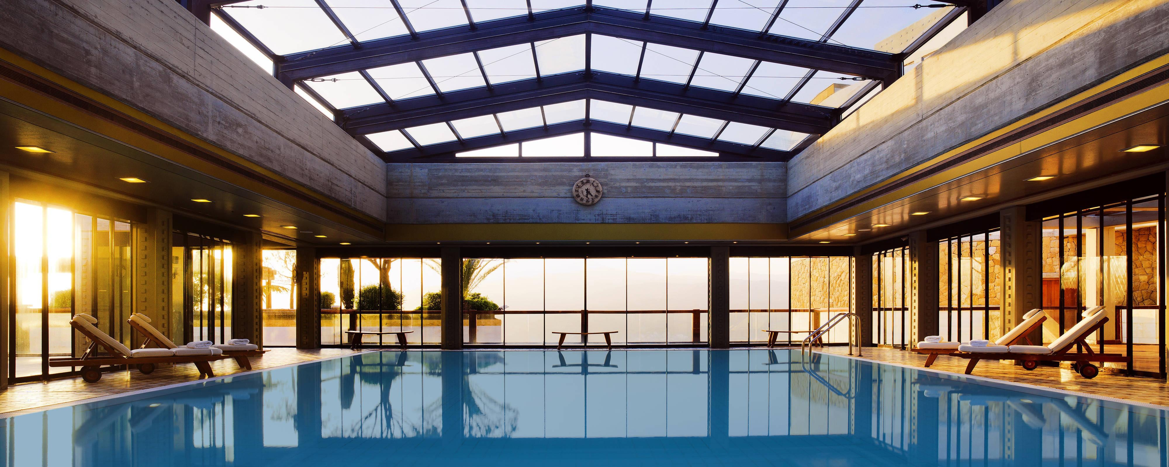 Fitness Center - Indoor Pool