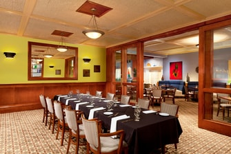 The Vineyard - Private Dining Room