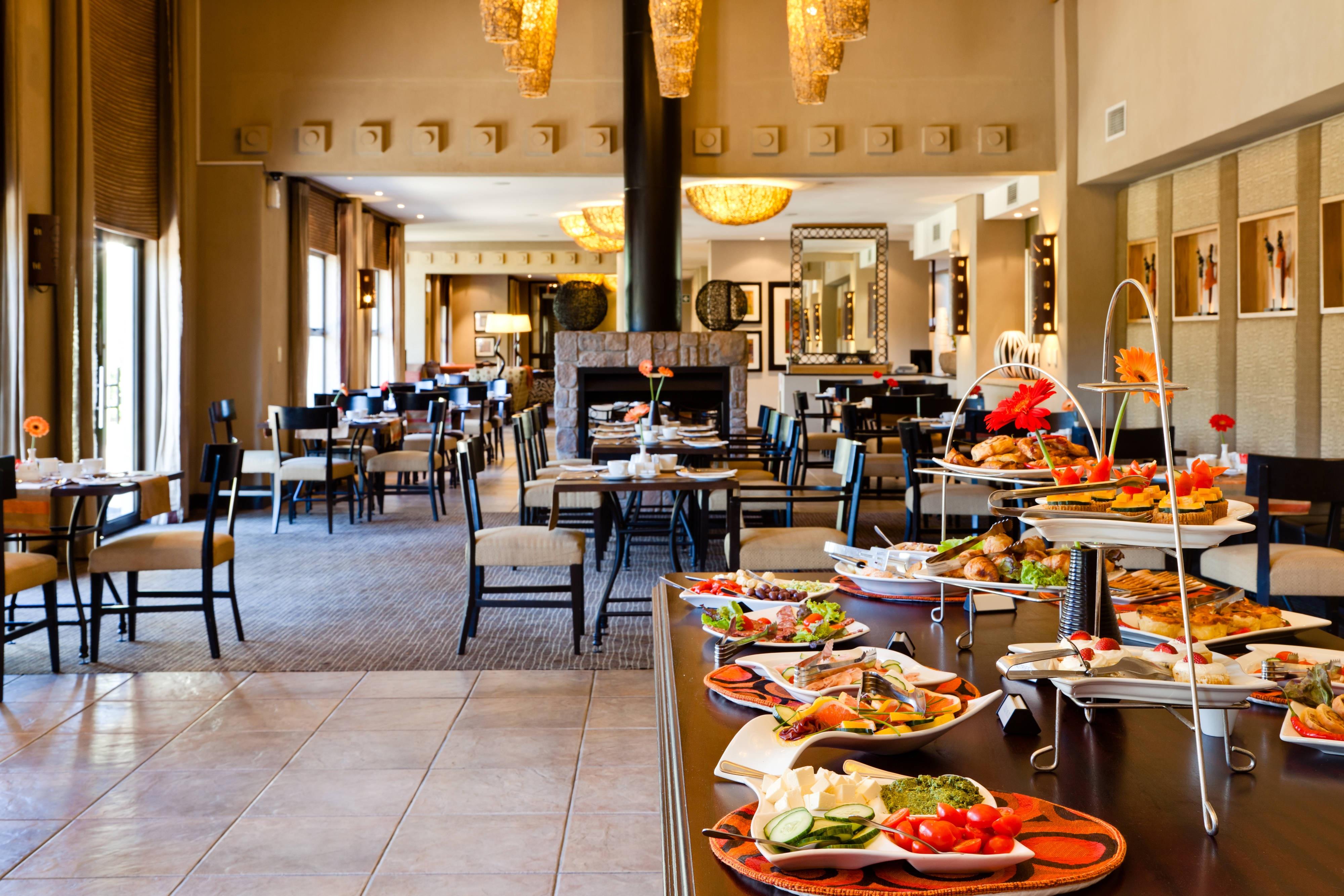 101 Restaurant- Breakfast Buffet