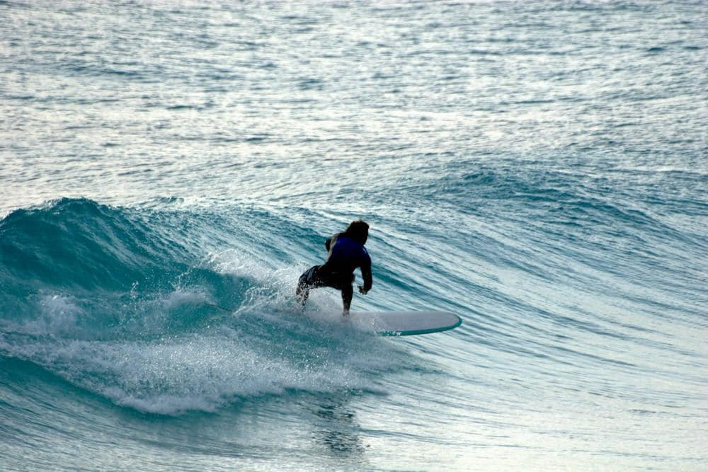 Barbados Surfing Vacation
