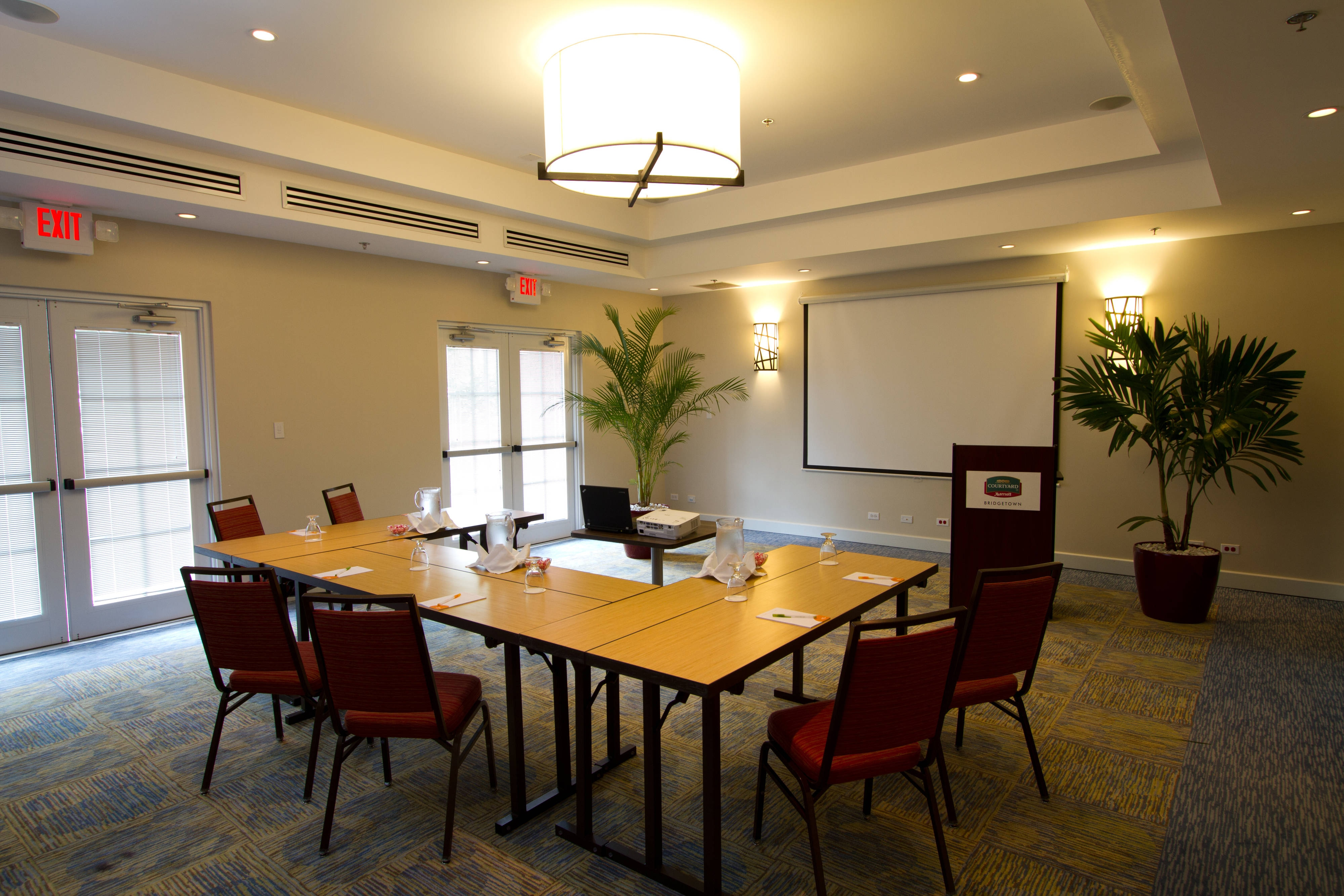 Barbados Meeting Room