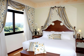 Principe Suite – Sleeping Area
