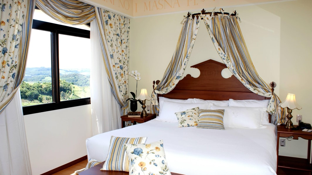 Principe Suite – Sleeping Area