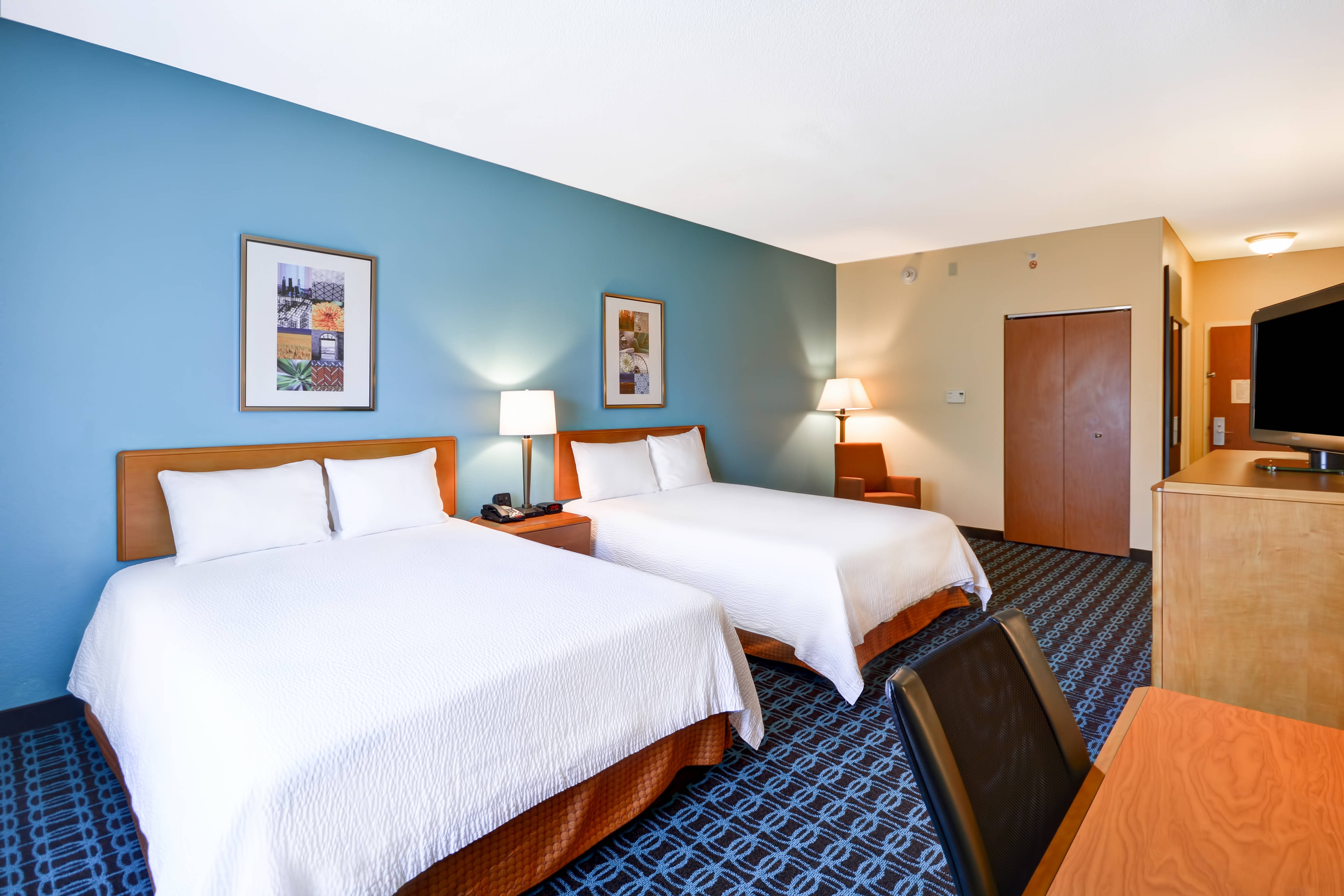 Hotel in Fultondale, AL, near I-65 | Fairfield Inn & Suites