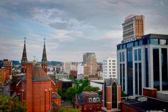 Downtown Birmingham, AL
