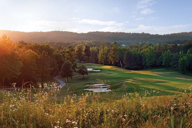 Oxmoor Valley - Valley Course