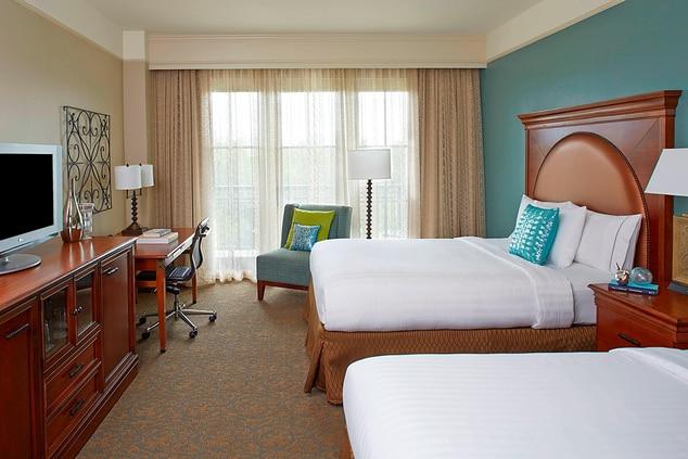 Hoover Resort guest room