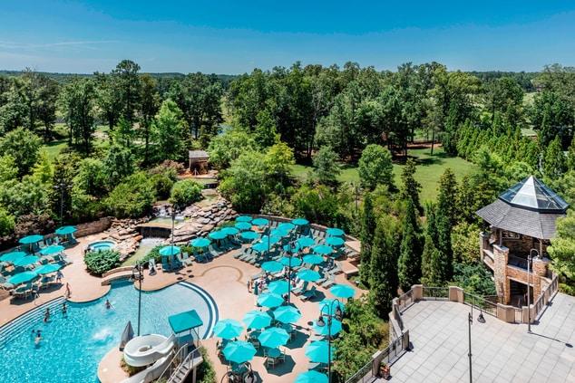 resort in Birmingham, AL