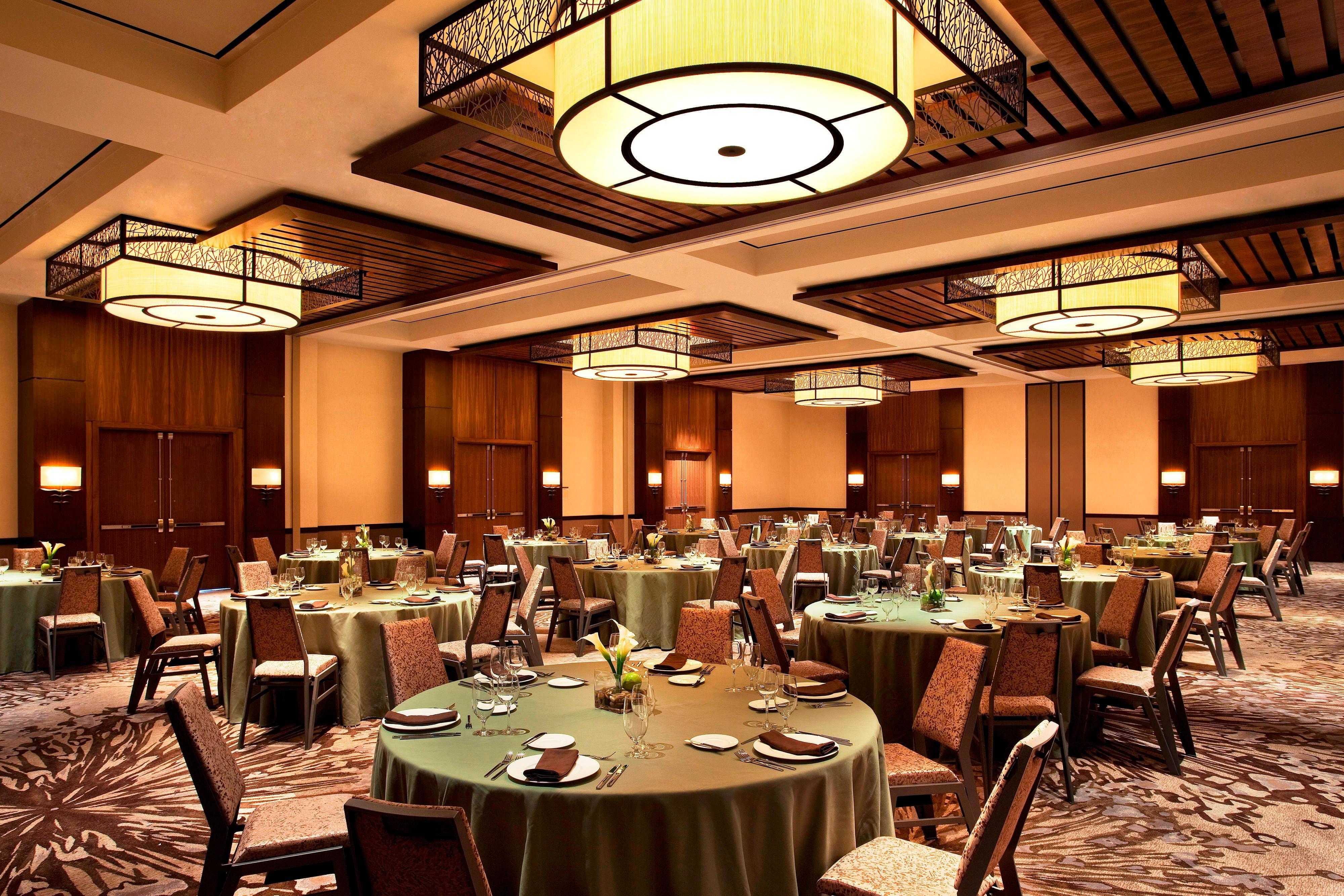 Westin Ballroom - Banquet