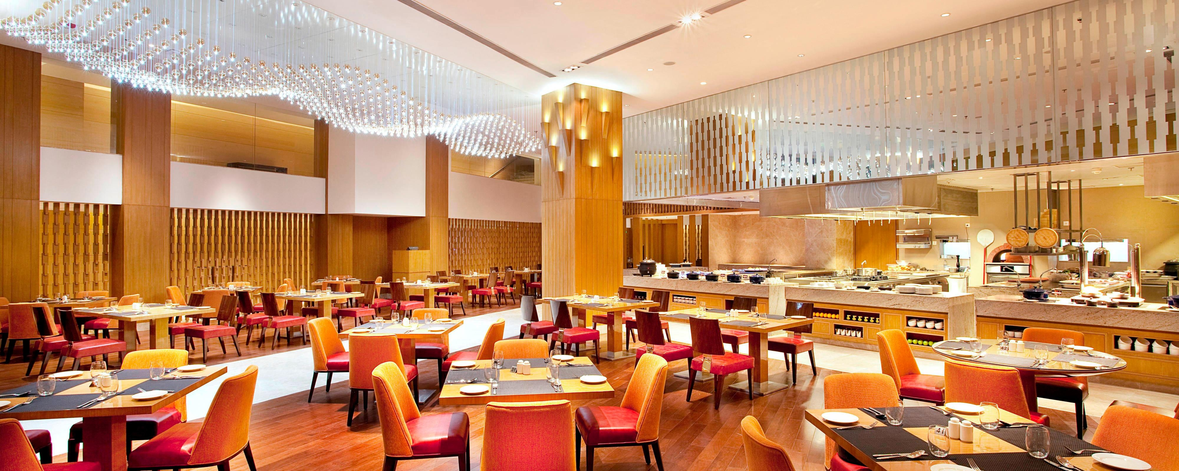 Restaurants and Lounges in Bhopal | Courtyard Bhopal