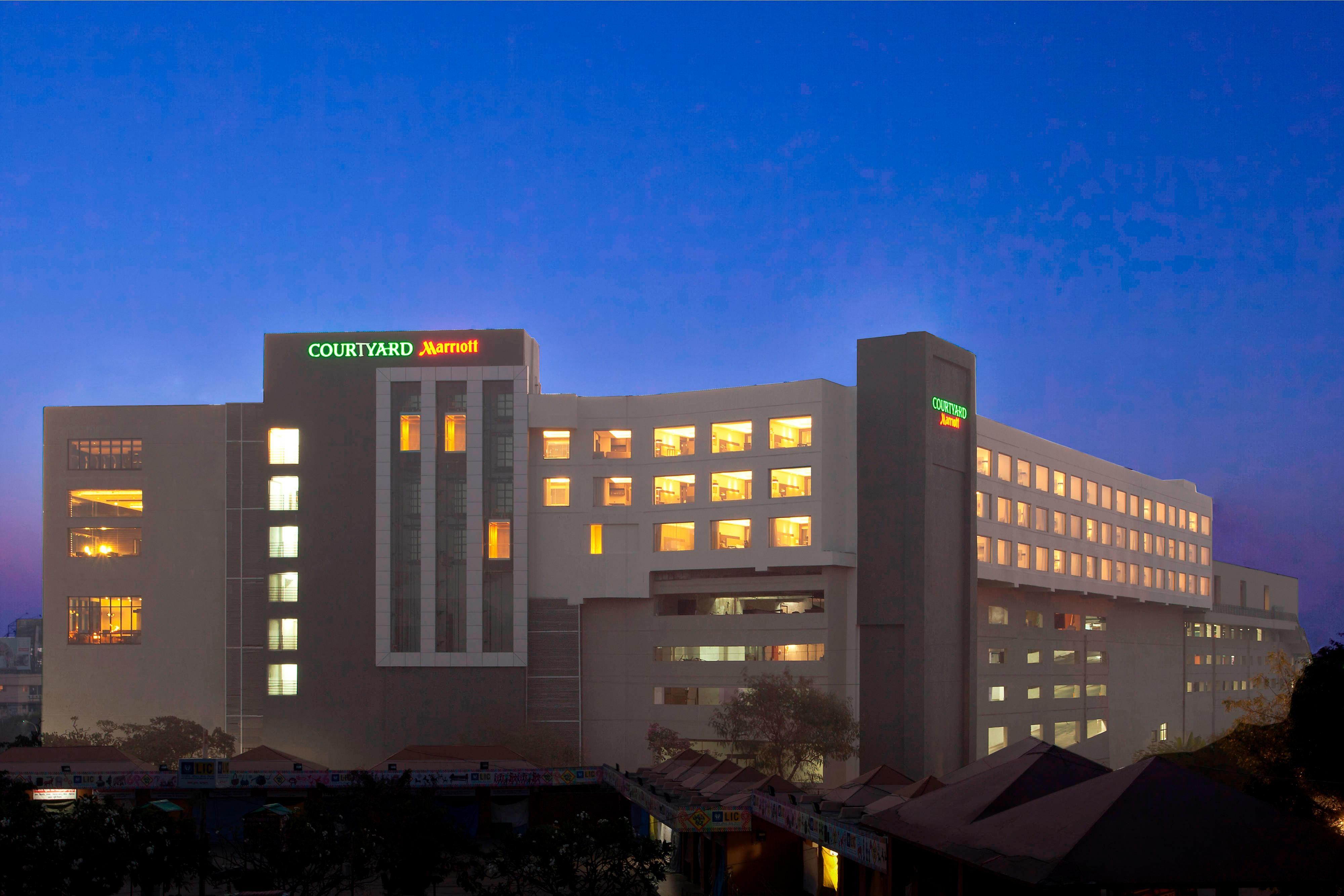 Bhopal hotel