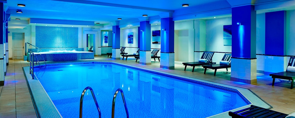 Birmingham Hotel Indoor Pool