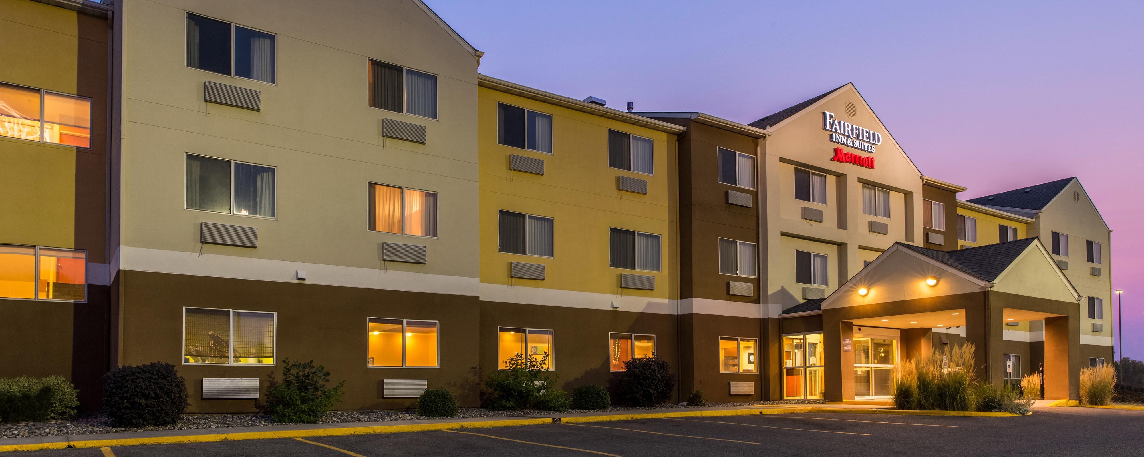 Hotels in Billings, MT   Hotels near MSU   Fairfield Inn & Suites ...