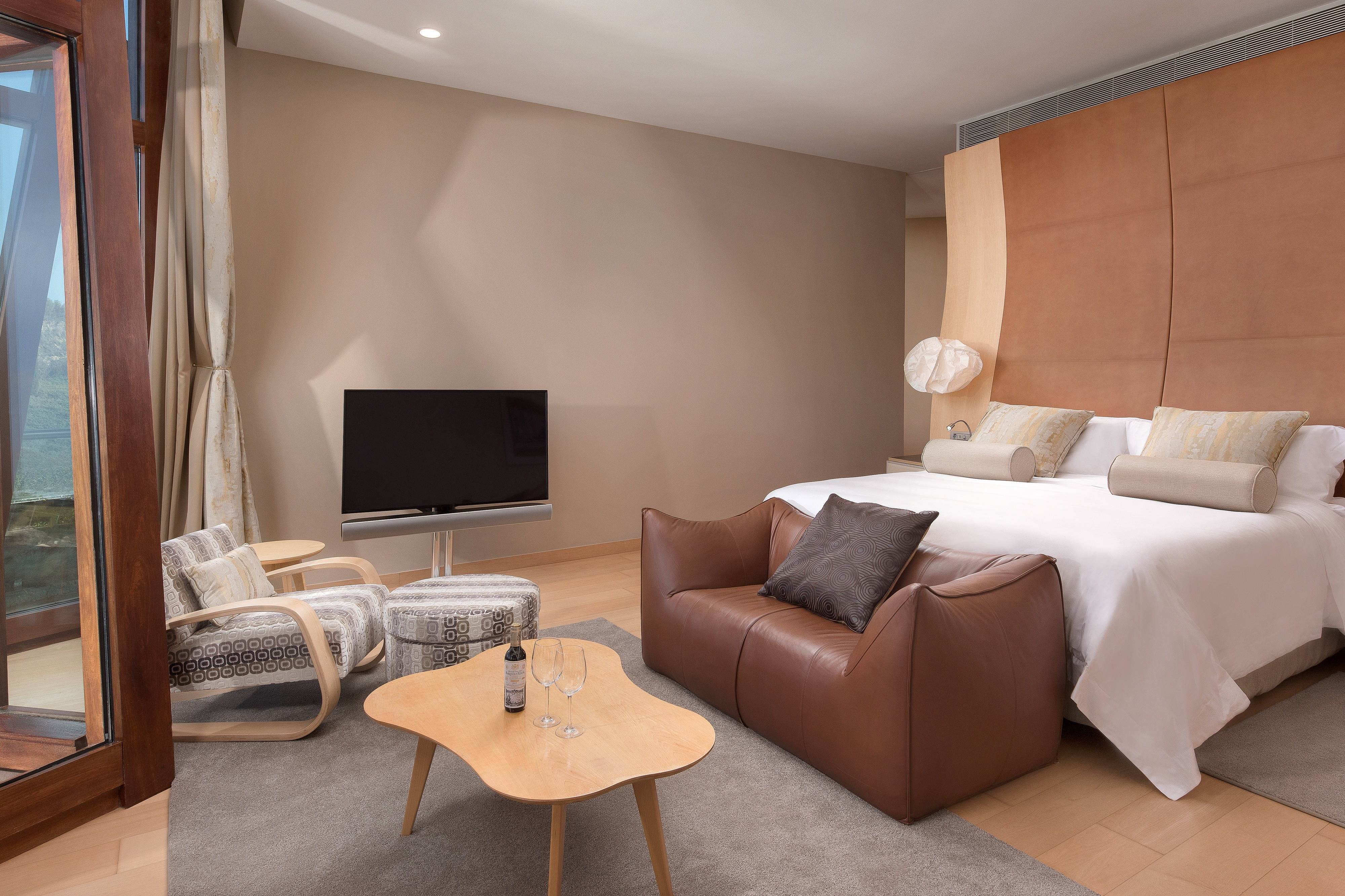 King Gehry Suite