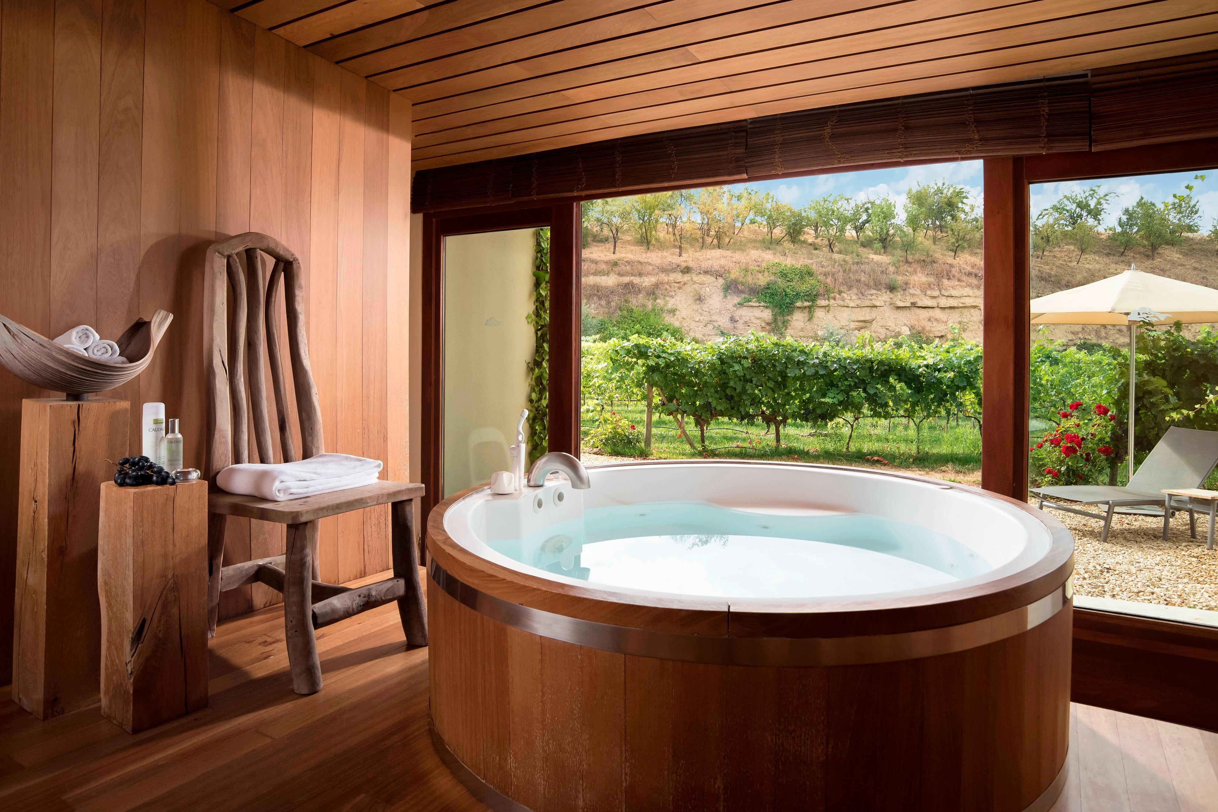 Spa - Barrel Bath