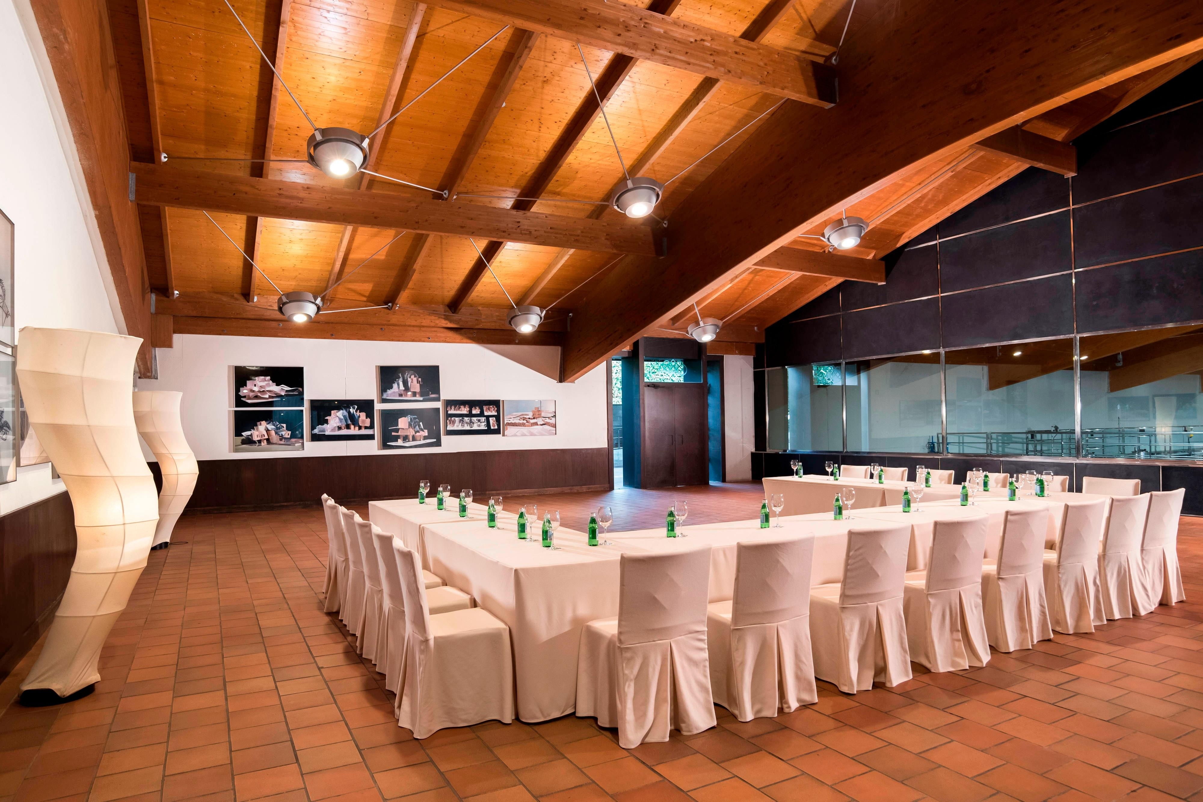 Torrea Meeting Room theater